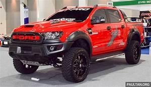 Ford Ranger Raptor : ford ranger raptor aftermarket kit debuts in bangkok ~ Medecine-chirurgie-esthetiques.com Avis de Voitures