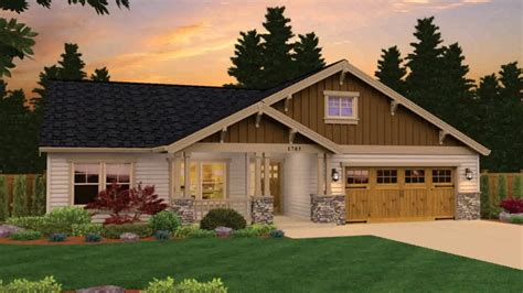 ranch style house plans  square feet youtube