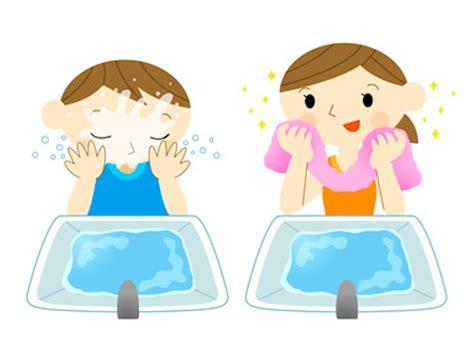 cuisine de julie 6 erreurs à ne pas commettre en vous lavant le visage astuces de grand mère