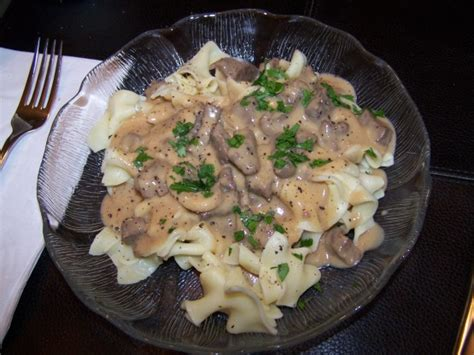 beef stroganoff recipe genius kitchen