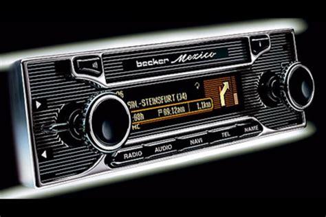 Modernen Motor In Oldtimer Einbauen un autoradio moderne pour votre ancienne actualit 233