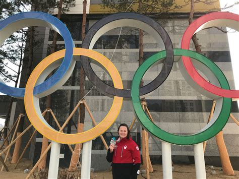Christine Atkins Realizes Dream With Olympic Silver Medal