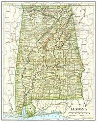 Best Alabama Map - ideas and images on Bing | Find what you\'ll love