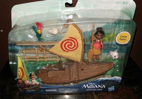 Hasbro Moana Boat by Review Hasbro Moana Toys The