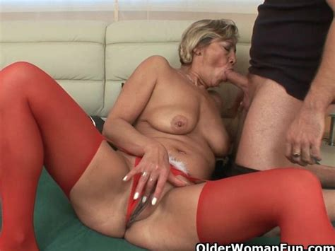 sex starved grannies need their daily cumshot gilf gilfs and porn 15 min