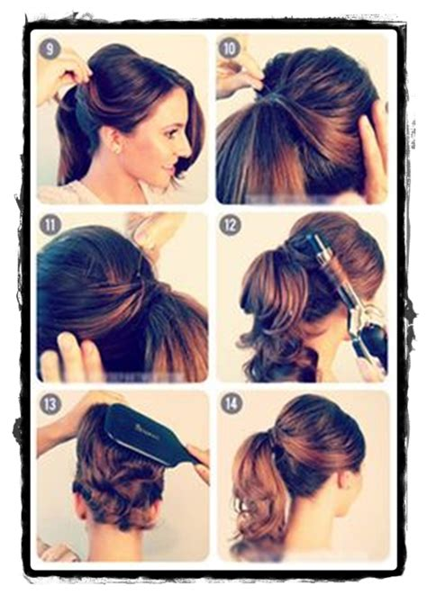 beautiful simple hairstyles for school look cute in