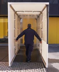 Disinfection Tunnel - Hri Sanitizing Tunnel Manufacturer