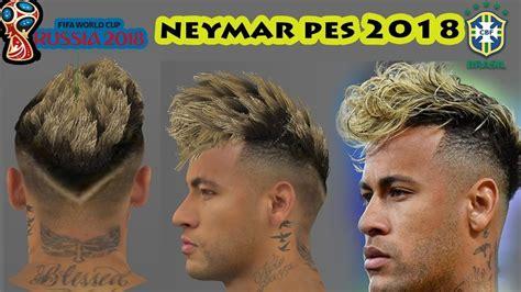 neymar haircut  world cup wavy haircut