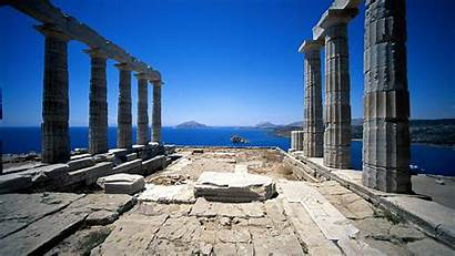 Ancient Greek Wallpapers Architecture Greece Athens Ruins