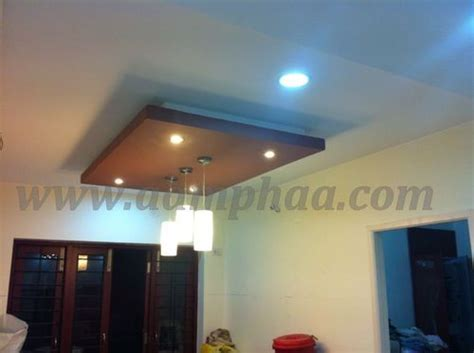 Dining False Ceiling Design Ideas in Koyambedu, Chennai