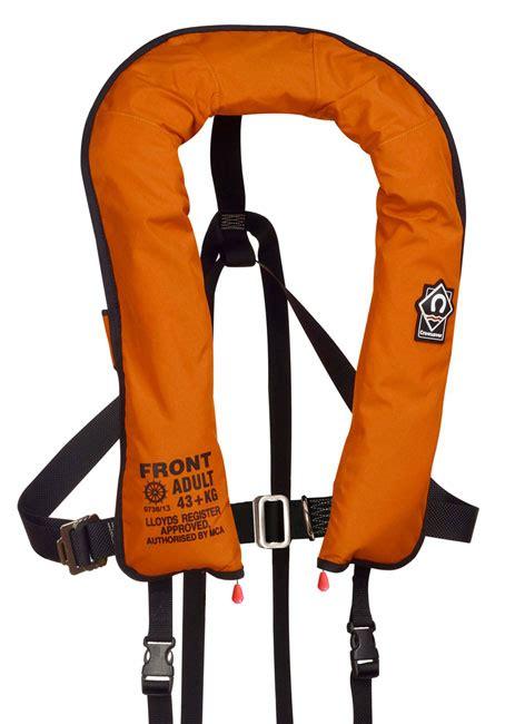 crewsaver seacrewsader solas  twin chamber lifejacket