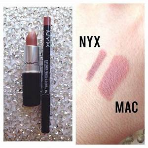 MAC Velvet Teddy Dupe! had to get on the bandwagon with ...