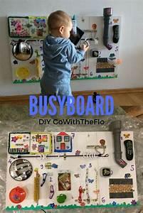 Activity Spielzeug Baby : flo s busyboard diy besch ftigungsbrett spielzeug f r ~ A.2002-acura-tl-radio.info Haus und Dekorationen
