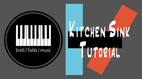 kitchen sink twenty one pilots free kitchen sink piano tutorial twenty one pilots