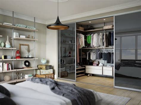 Design Your Bedroom by Walk In Wardrobe Designs How To Design Your Own Spaceslide