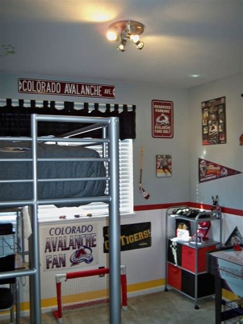 Decorating Ideas For Hockey Bedroom by Top 25 Best Boys Hockey Bedroom Ideas On