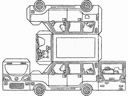 Suv Own Kiddicolour Colouring Drawing Pages