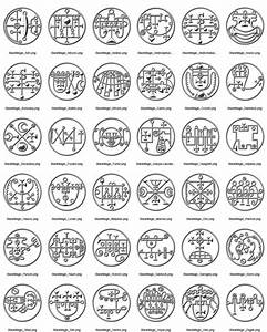 Image Gallery magic symbols and meanings