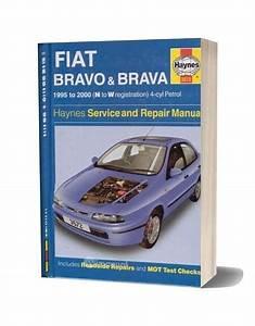 Fiat Bravo Brava Service Repair Manual 1995 2000