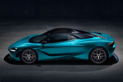 Mclaren 720s Spider Picture by Mclaren 720s Spider Revealed With 163 237k Price Tag