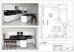 Modular Kitchen L Shape Ljosnet Design Creative Shaped