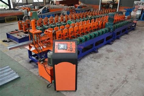 Best Steel Gutter Rain Roll Forming Machine