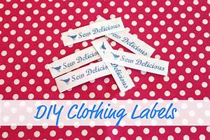 diy clothing labels on pinterest clothing labels fabric With how to make custom clothing labels