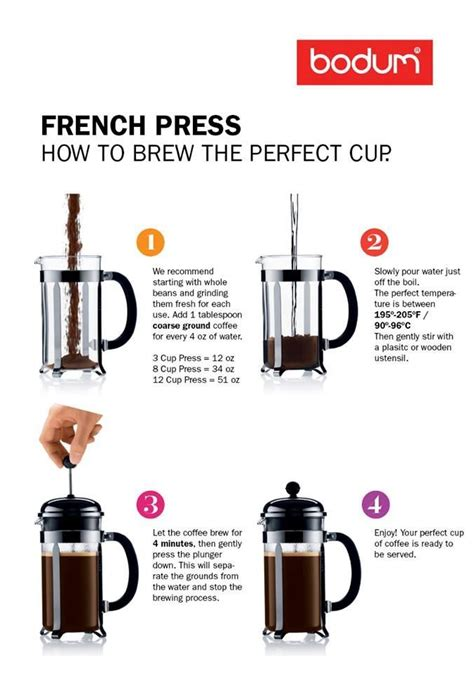I hesitated to purchase a french press for the longest time because it seemed intimidating & too fussy for just a cup of coffee. c380cbd66d4dfe1a96b5b4918f9b8f59.jpg 676×960 pixels | Coffee maker recipes, Percolator coffee ...