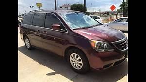 2008 Honda Odyssey Ex-l   Chistosa Camara De Reversa