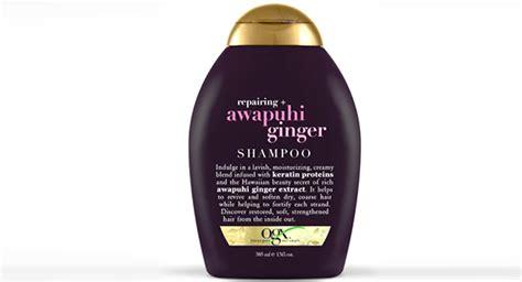 Ogx Organix Repairing Awapuhi Ginger