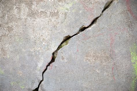 Causes Of Concrete Foundation Cracks Basement Waterproofing