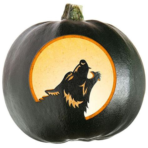 These Carved Mythical Monster Pumpkins Are Scary Good ...