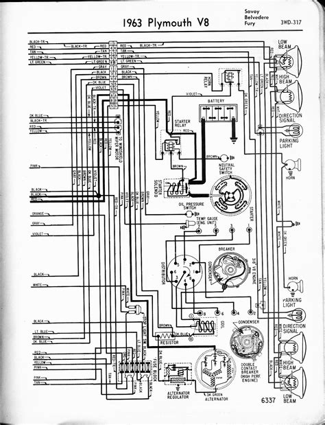 Wiring Diagram 1951 Plymouth Concord by 1952 Plymouth Cranbrook Wiring Diagram Wiring Library