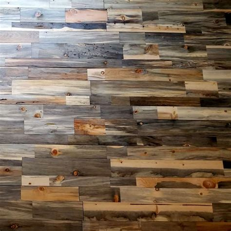 Beetle Kill Pine Lumber Boulder by Sustainable Lumber Co Wood Wall Panels Beetle Kill Pine