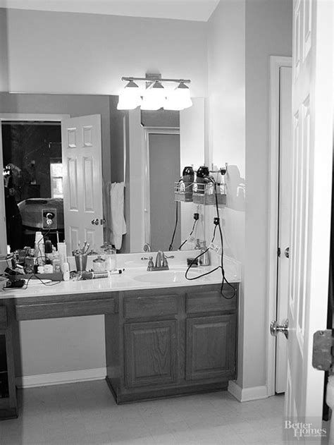 Images Of Bathroom Makeovers by 200 Budget Bathroom Makeover