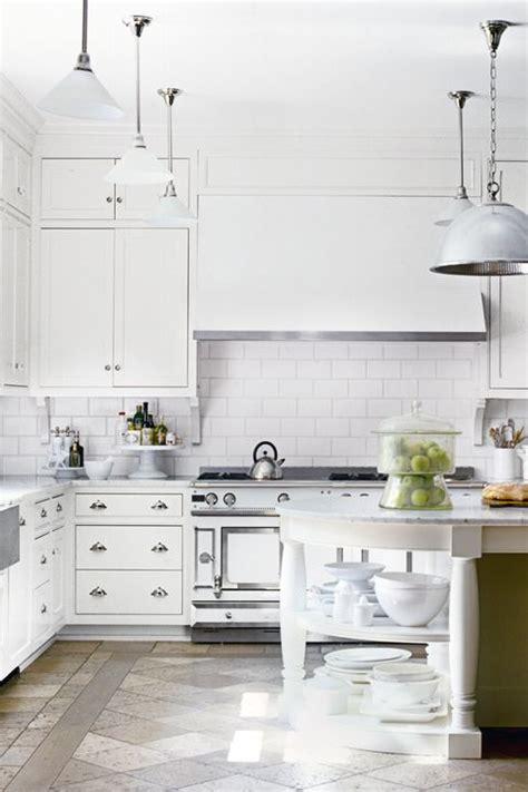 Design Ideas White Kitchens by 20 White Kitchen Design Ideas Decorating White Kitchens