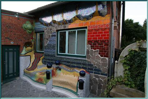 Garten Gestalten Hauswand by Mosaik Hauswand Mosaik Hauswand Mosaik