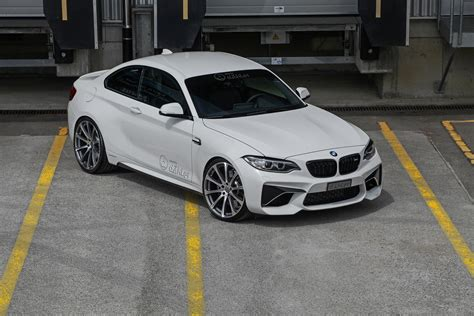 Dhler Bmw M2 Coupe Equipped With M4s Engine
