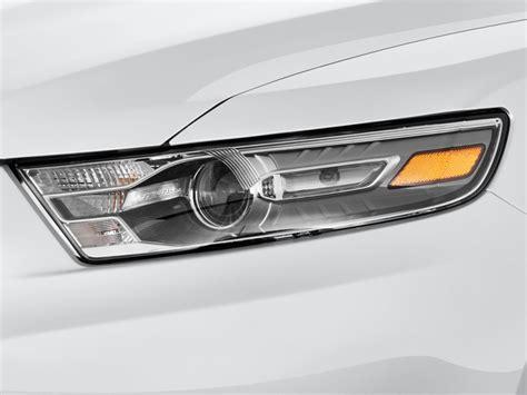 image 2013 ford taurus 4 door sedan limited fwd headlight