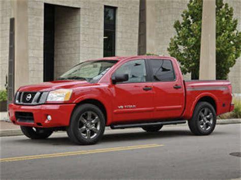 nissan titan cer nissan titan used pickup truck buyer s guide autobytel com