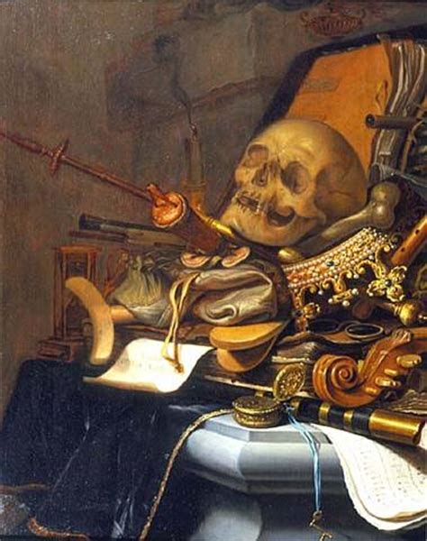 Tableau Vanité by Vanit 224 Vanit 224 E Crani Elisabetta Quin Il Il