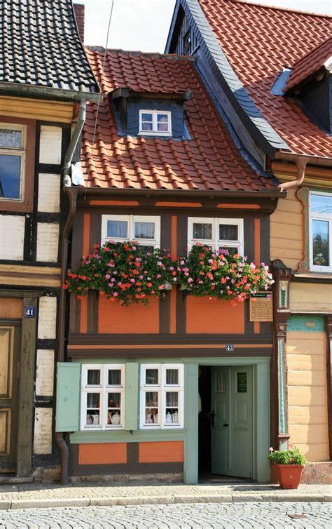 Panoramio  Photo Of Kleinstes Haus Von Wernigerode