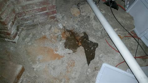 concrete   What can I do about my deteriorating basement
