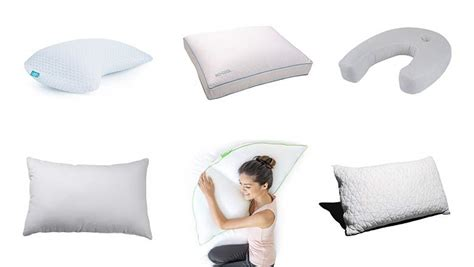 best pillow for side sleeper top 10 best pillows for side sleepers 2018 heavy