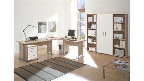 Arbeitszimmer Schrank by Arbeitszimmer B 252 Ro Office Line Sonoma Eiche Und Wei 223