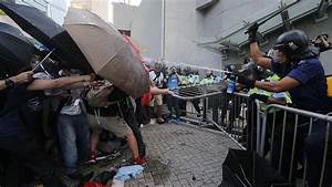 What is the meaning of the umbrellas in Hong Kong's ...