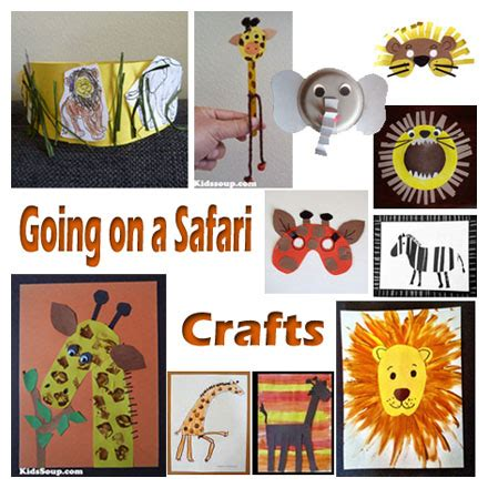 jungle animals preschool going on a safari crafts activities and emergent 132