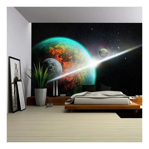 Wall26 Space Removable Wall Mural Self Adhesive