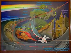 denver airport murals denver colorado denver airport