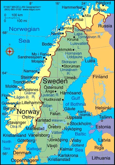 Finland No 1 Scandinavia Tops List Of S Information And Facts